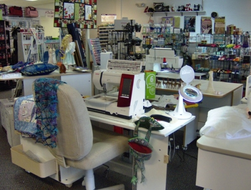 Stuart Sew and Vac   Sewing Insight
