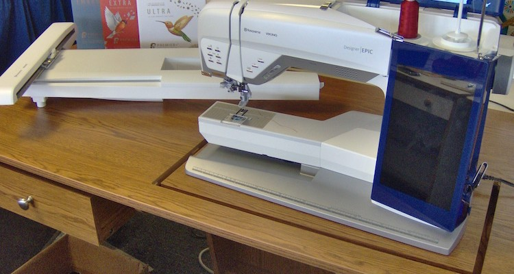 Husqvarna Viking Designer Epic Review Sewing Insight