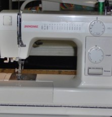 Janome Hd 1000 Review Sewing Insight